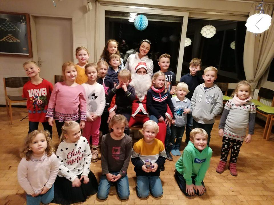 Weihnachten beim TCO 2019